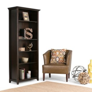Simpli Home Amherst Bookshelf