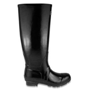 London Fog Thames Women's Waterproof Rain Boots