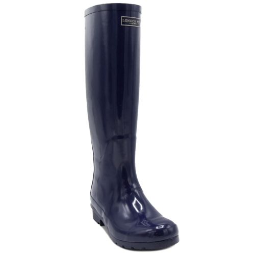 London Fog Thames Women's ... Waterproof Rain Boots
