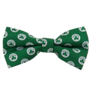 Adult NBA Repeat Woven Bow Tie