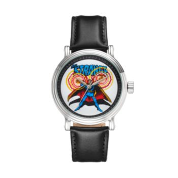 Marvel Dr. Strange Men's Leather Watch