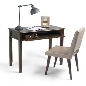 Simpli Home Burlington Desk