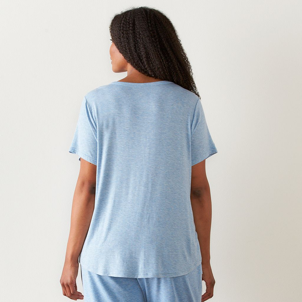 Plus Size SONOMA Goods for Life™ The Everyday Tee
