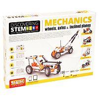 Engino STEM Mechanics Wheels, Axles, & Inclines Kit