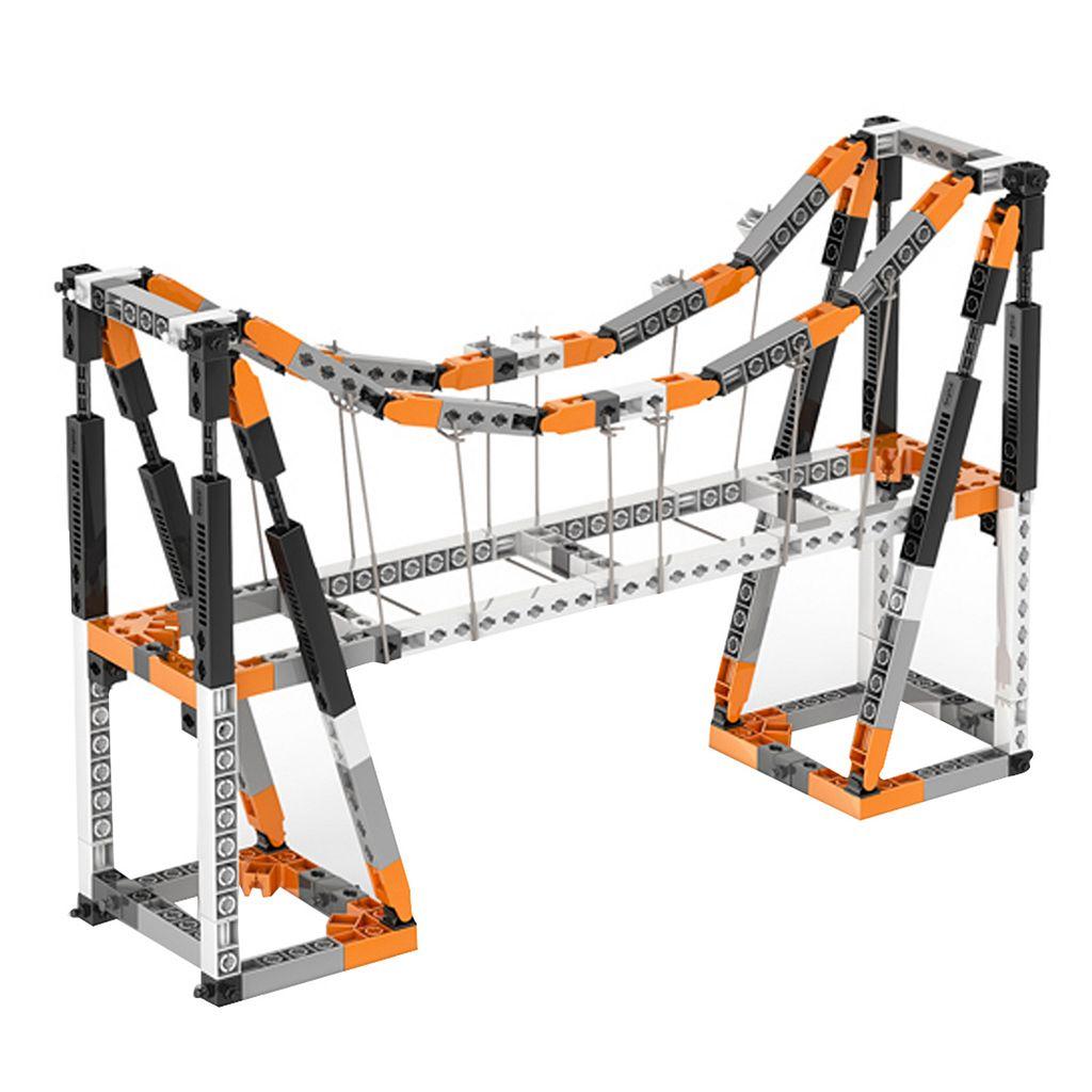 Engino STEM Mechanics Buildings & Bridges Kit
