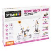 Engino STEM Mechanics Newton's Laws: Inertia & Energy Kit