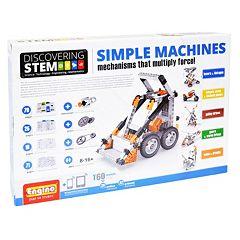 Engino STEM Simple Machines Kit