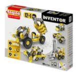 Engino Inventor 12-in-1 Model Set