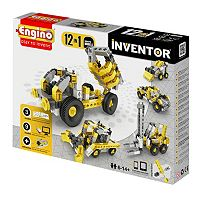 Engino Inventor 12-in-1 Model Set