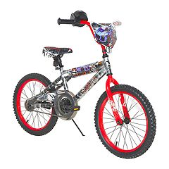 Boys Hot Wheels 18-Inch Wheel Turbospoke Bike