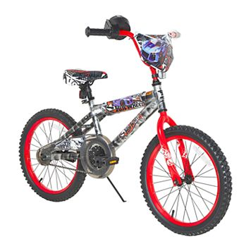Boys Hot Wheels 18-Inch Wheel Turbospoke Bike