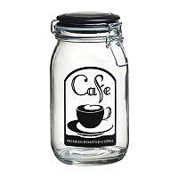 Global Amici Heartland Cafe 2-pc. Hermetic Glass Storage Jar Set