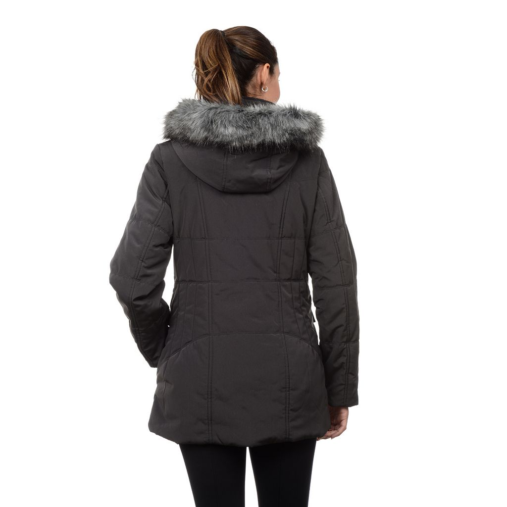 Women's Fleet Street Quilted Stadium Jacket