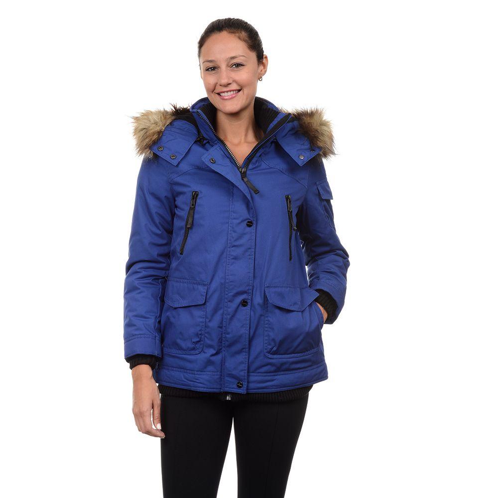 Women's Fleet Street Expedition Hooded Jacket