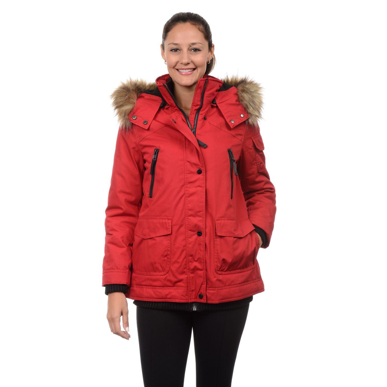 Womens Fleet Street Expedition Hooded Jacket