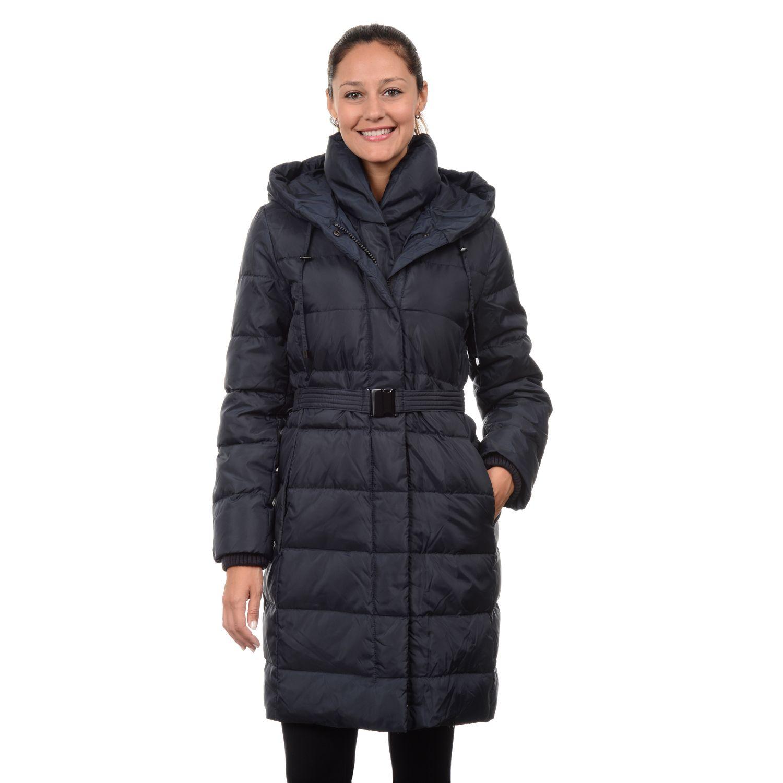 Adidas originals mens quilted down jacket black
