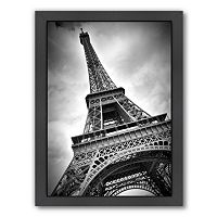 Americanflat Paris Eiffel Tower Dynamic Framed Wall Art