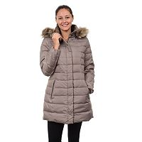 Women's Fleet Street Quilted Down Jacket