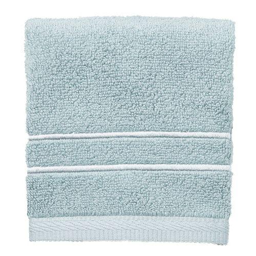 Lenox Platinum Washcloth