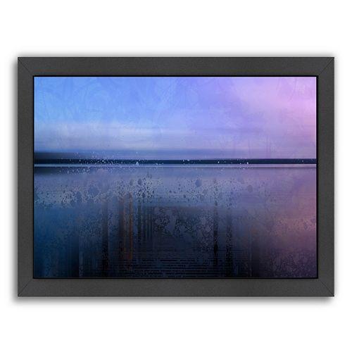 Americanflat Scenery Art Finland Framed Wall Art
