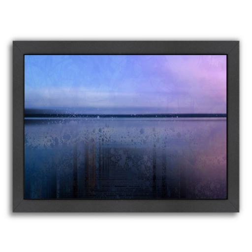 Americanflat Scenery Art Finland Framed Wall Art