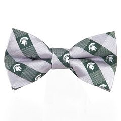 Adult NCAA Check Woven Bow Tie