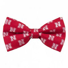 Adult NCAA Repeat Woven Bow Tie