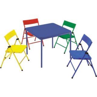 Cosco 5-pc. Folding Chair & Table Set