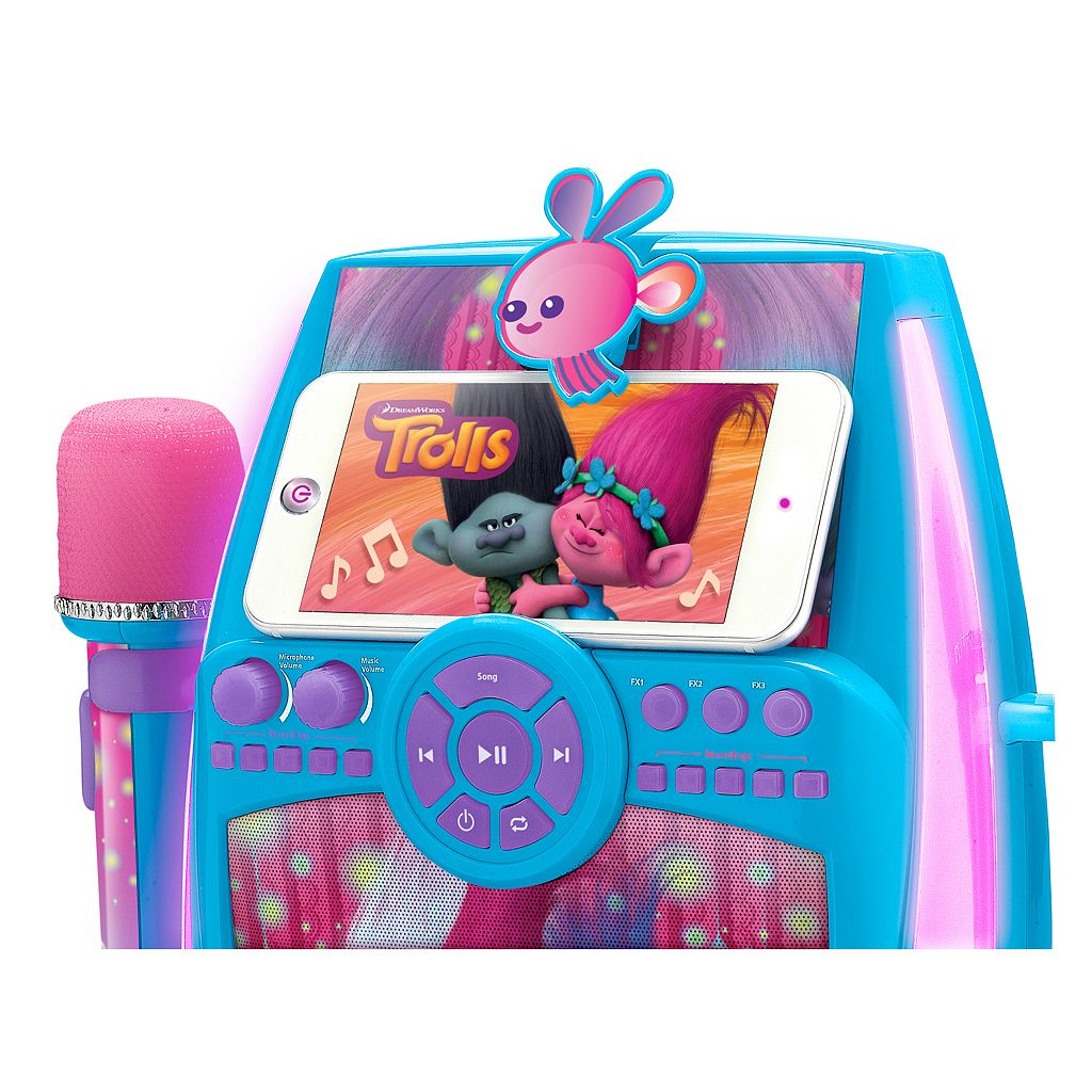 DreamWorks Trolls Poppy Sing Along Digital Recording Studio