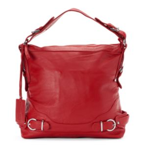 Donna Bella Salina Leather Shoulder Bag