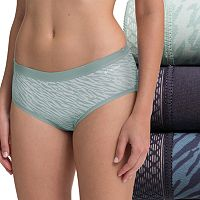 Columbia 3-pk. Omni-Wick Elastic Lace Stretch Hipster Panty RW8C206