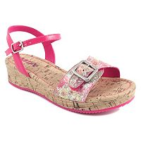 Mia Briar Girls' Wedge Sandals
