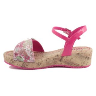 Mia Briar Girls' Wedge Sandals