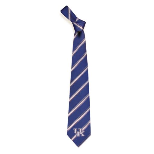 Adult NCAA Striped Tie