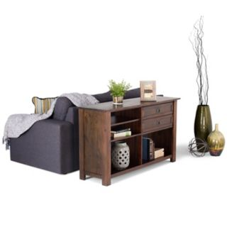 Simpli Home Monroe Console Table