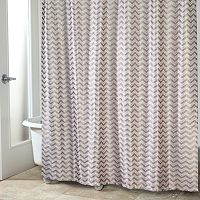 Avanti Chevron Shower Curtain