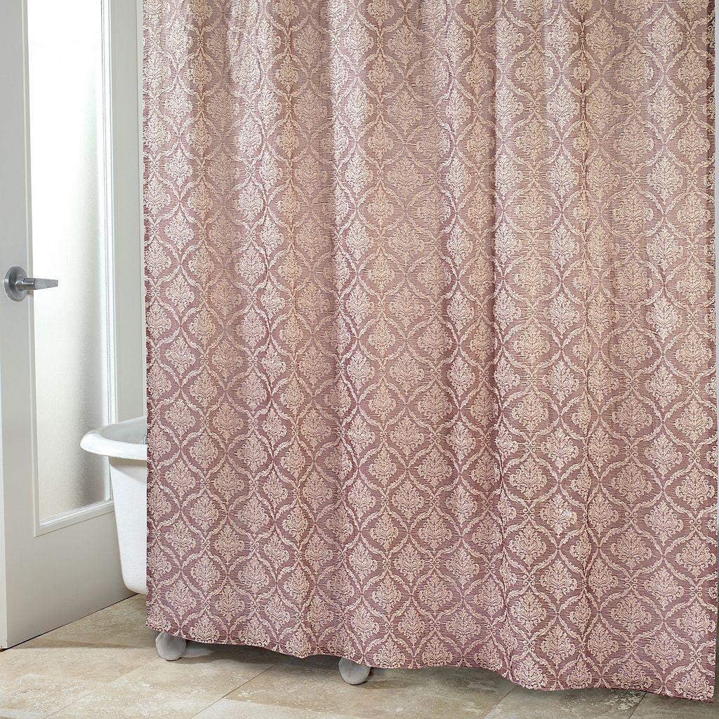 Avanti Damask Shower Curtain