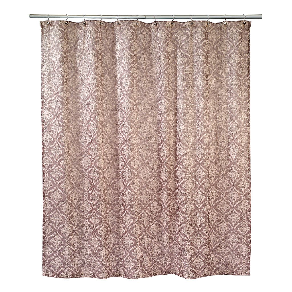 Avanti Damask Shower Curtain