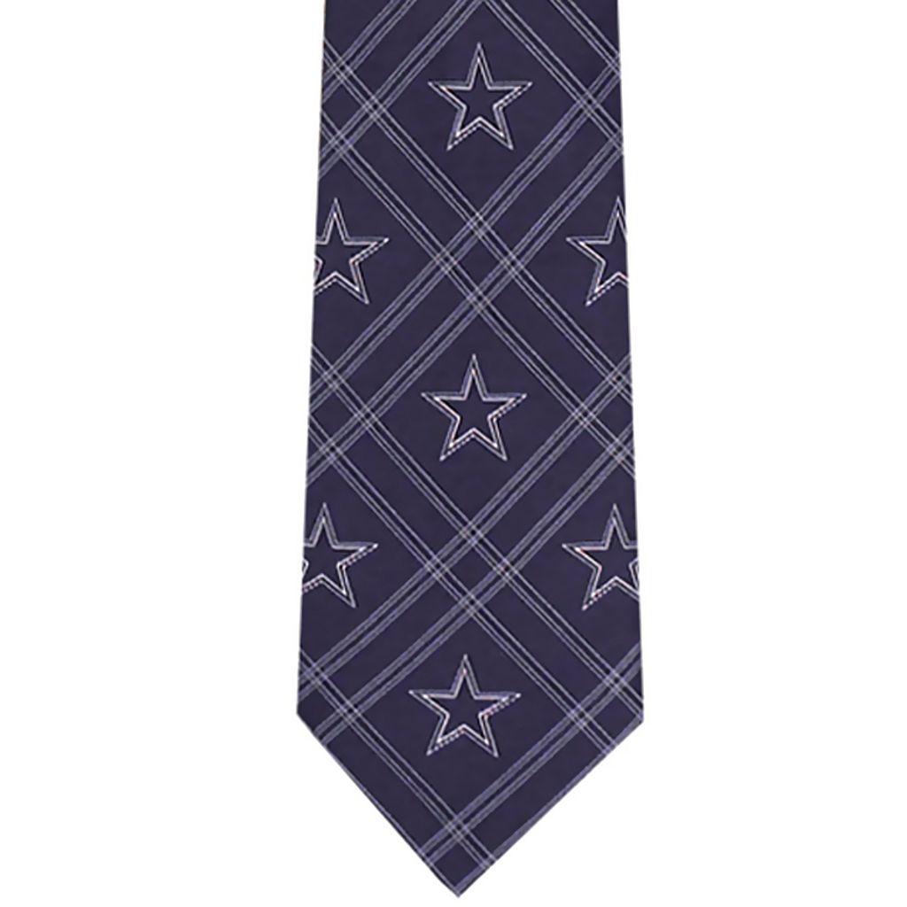 Adult NFL Plaid Tie