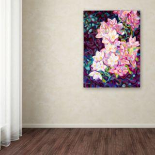 Trademark Fine Art Cascade Canvas Wall Art