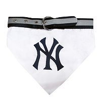 Pets First New York Yankees Bandana Collar
