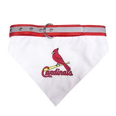 Pets First St. Louis Cardinals Bandana Collar