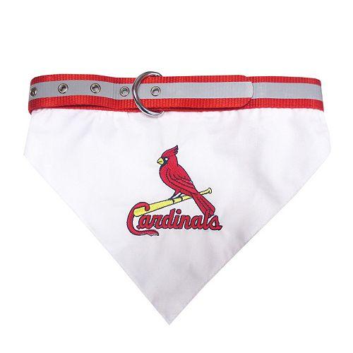 Pets First St. Louis Cardinals Bandana Collar