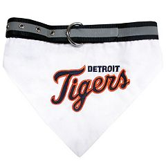 Pets First Detroit Tigers Bandana Collar
