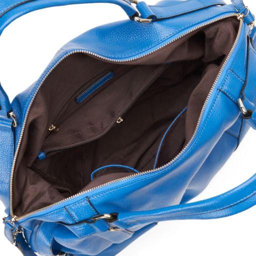 Donna Bella Vivian Leather Convertible Tote