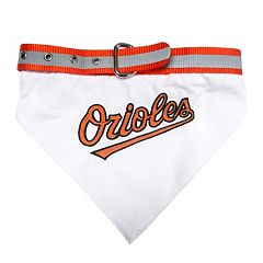Pets First Baltimore Orioles Bandana Collar