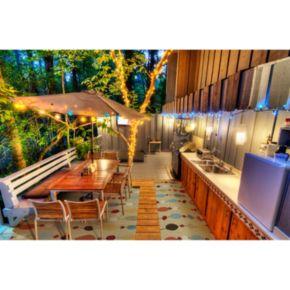 Kaleen Habitat Buoy Geometric Indoor Outdoor Rug