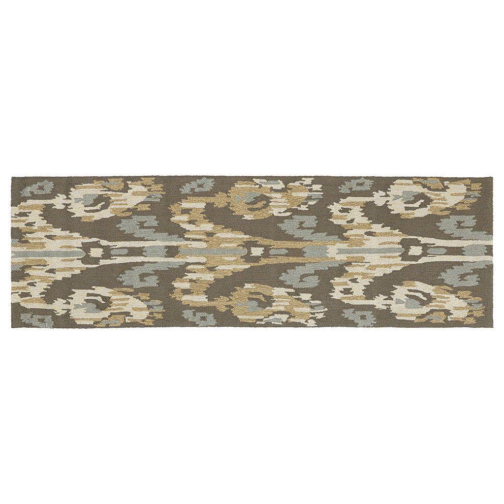 Kaleen Habitat Baja Ikat Indoor Outdoor Rug