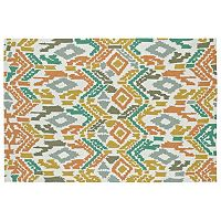 Kaleen Habitat Boho Tribal Indoor Outdoor Rug