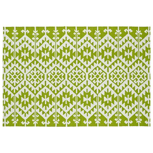 Kaleen Habitat Tribal Indoor Outdoor Rug